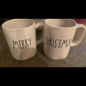 Merry Christmas Rae Dunn